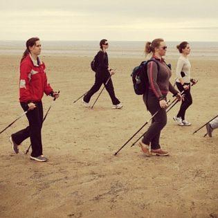 nordic walking taster